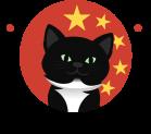 Maomi Chinese Logo