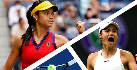 Emma Raducanu Tennis